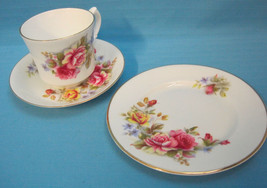 Arklow Ireland Bone China Coffee Tea Cup Saucer... - $39.95