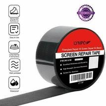 Window Screen Repair Kit Tape Fiberglass Door Tears Holes 3Layer Strong ... - $8.55