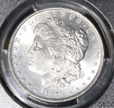 1878 7/8 TailFeather VAM 33 A Doubled Legs/Clash PCGS MS 64 Morgan Silver Dollar - $449.95