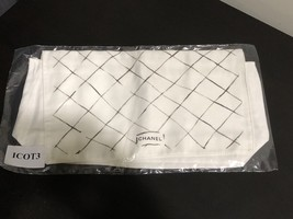 100% AUTH NEW Chanel Dust Bag Sleeper Karl Lagerfeld Edition Classic Bag ICOT3  image 1