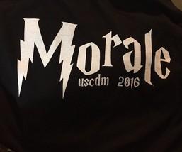 USC Dance Marathon Morale 2016 Black SHORT sleeve T-Shirts S-XL New WOT - $5.88