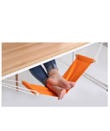Foot Rest Office Desk Hammock Portable Feet Stand Mini Adjustable Home F... - £15.31 GBP
