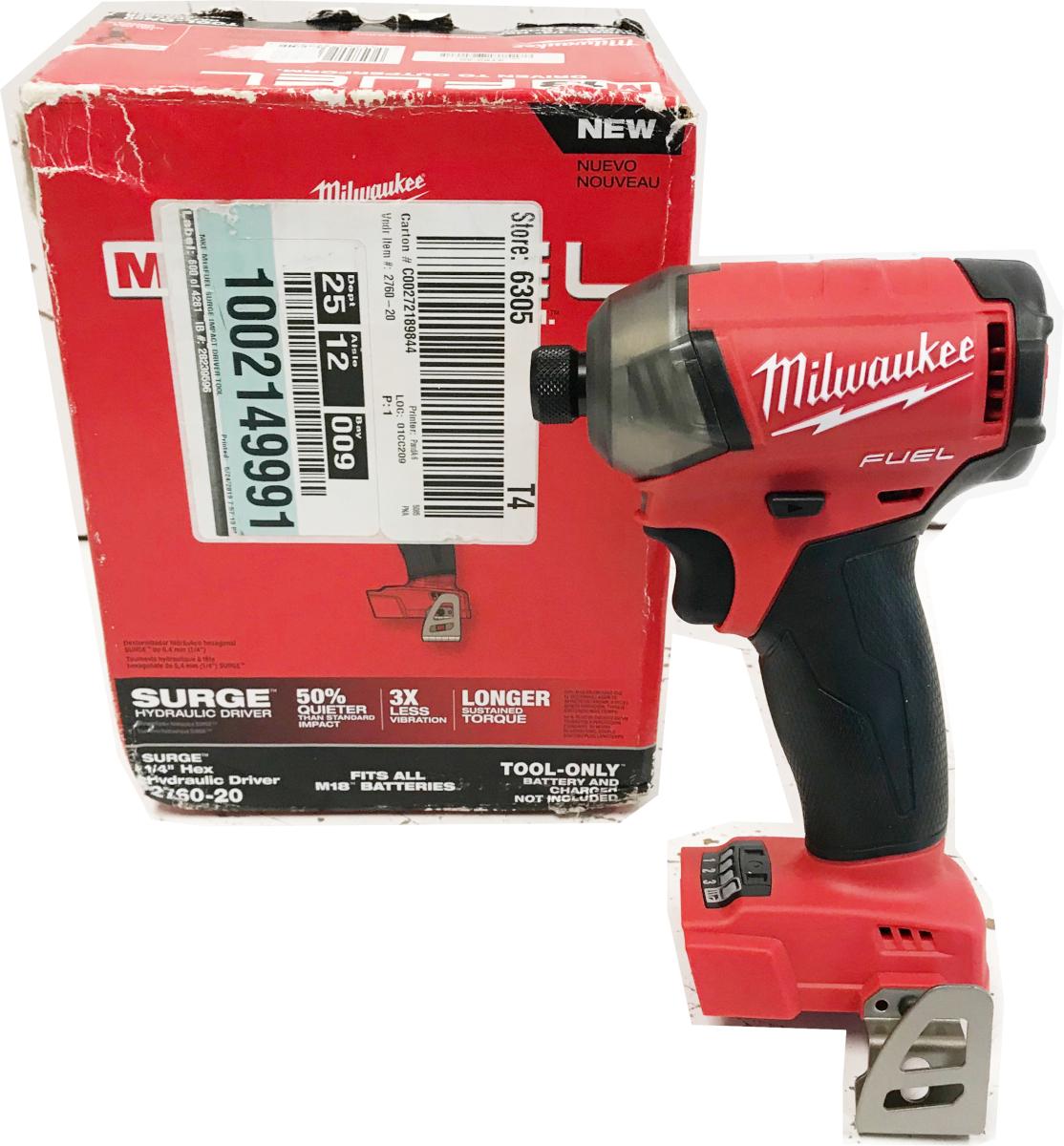 Milwaukee Power Equipment 2760-20