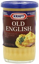 Kraft Cheese Spread, Old English 5 Oz (Pack of 2) - $21.87