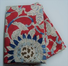 2 Standard Pillowcases Set two new Ralph Lauren COTE D'AZUR RED FLORAL f... - $69.99