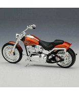 2014 HARLEY DAVIDSON CVO BREAKOUT MOTORCYCLE MODEL 1/12 BY MAISTO 32327 - $11.88