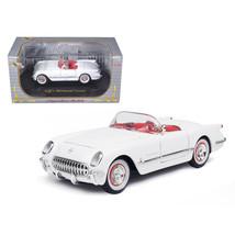 1953 Chevrolet Corvette White 1/32 Diecast Model Car by Signature Models... - $29.47