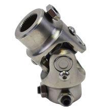 "Stainless Steel Yokes Steering Shaft Universal U-Joint 3/4"" 36 Spline To 3/4"" DD image 3"