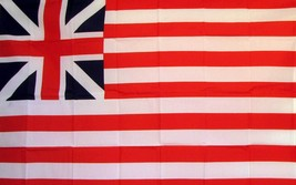 Grand Union Historical Flag  3'x 5' 100% Silk Screen Banner  - $9.89