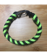 Braided paracord bracelet with metal latch IOP NWOT - $12.00