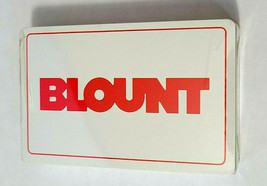 Blount Corporation Deck Playing Cards   (#24)