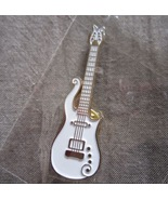 Prince White Cloud Guitar Pin Purple Rain Artis... - $20.00