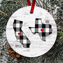 Best Friend Ornament - Long Distance Friendship - Moving Away Gift - by ... - $26.00