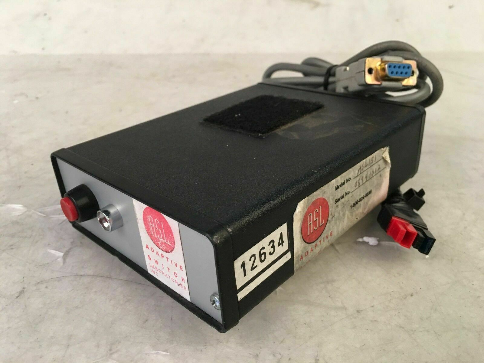 ASL151 Adaptive Switch Laboratories Module for Power Wheelchairs