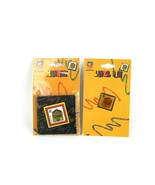 Lot of 2 Crayola Crayons USPS Stamp Collection Pin & Magnet - $21.01