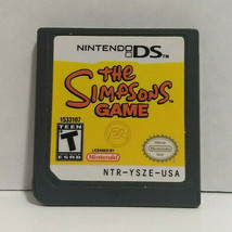 The Simpsans Game Nintendo DS - $12.99