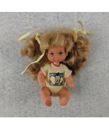 "Vintage Mattel Disney Heart Family Mini Doll Dumbo Outfit 4-1/2"" - $15.98"