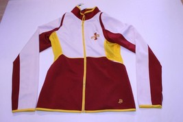 Women's Iowa State Cyclones Ladies M NWT Athletic Jacket Authentic - $32.71