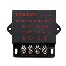 BINZET DC Converter Step Down Regulator 5V Regulated Power Supplies Tran... - $9.65
