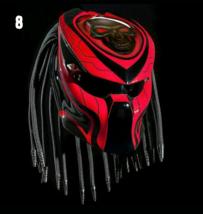 The Predator Motorcycle Helmet Skull Nature (Dot / Ece Certified) - $355.00