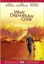 DVD - What Dreams May Come  (Special Edition) DVD  - $8.74