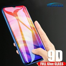 9D Protective Glass Xiaomi Redmi Note 7 6 Pro 5 Global Version Screen Protector - $12.87+