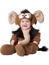 Incharacter Wee Wooly Mammoth Infant  Child Baby Halloween Costume 6053 - $39.99