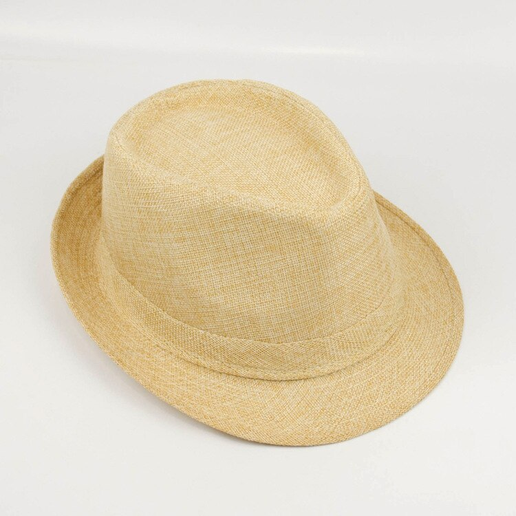 2018 Brand New Fashion Floppy Jazz Hat Pure Men Women's Large Brim Caps England  image 5