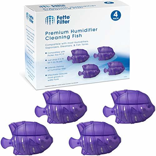 Fette Filter - Universal Humidifier Tank Cleaner Compatible with Drop, Droplet,