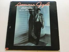 Record - American Gigolo - Original Movie Soundtrack - Album Vinyl LP - ... - $6.92