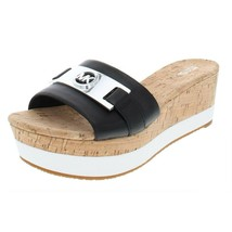 Michael Kors Michael Womens Warren Platform Sandals Black - $84.99