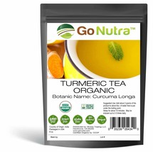 Turmeric Tea Organic Herbal Tea Ground Tumeric Curcumin - $12.38