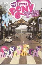 SDCC 2013 IDW Exclusive My Little Pony Friendship Is Magic Con Edition #9 - $19.95