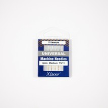 Klasse Titanium Universal 75/11, 4 Needles, Bundle of 20 Needles - $15.83