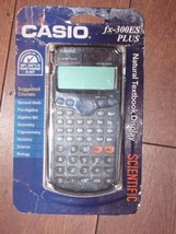 Casio FX-300ES Plus Scientific Calculator NEW - $25.99