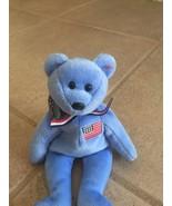 "TY Beanie Babie ""9-11 AMERICA  VERY RARE NEW MWMT Quality Safe PE Pellet... - $396.00"