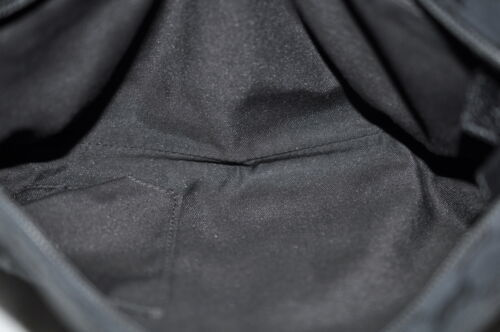 GUCCI Sherry Line Shoulder Bag Black Auth ar929