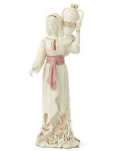 Lenox First Blessing Nativity Woman with Water Jug Figurine 886159 New in Box - $79.90