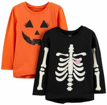 Simple Joys by Carter's Toddler Girls' 2-Pack  Select (Select, Pumpkin/S... - $25.23