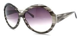 Oliver Peoples Harlot SG Women's Sunglasses Striped Gray / Purple Gradient  - $67.62