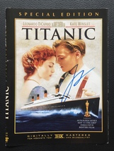 Leonardo DiCaprio Titanic Signed Autograph DVD Inlay Cover + Lifetime Gu... - $100.00
