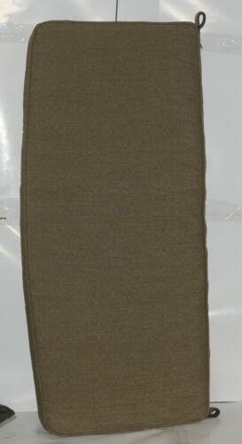Hanamint CAC7531 3201C Pampas Linen Outdoor Bench Cushion