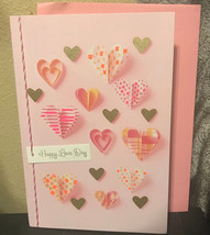 Hallmark Card Valentine Cards For Significant Other Happy Love Day - $5.93