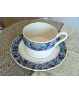 Sango cup and saucer (Spring Jewel) 6 available - $1.93