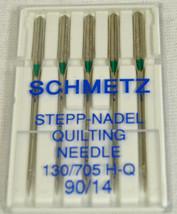 Schmetz Sewing Machine Quilting Needle Q-90B - $7.53