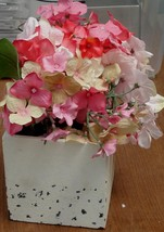 Country Living Potted Artificial Hydrangea - Medium Size - BRAND NEW - $19.79