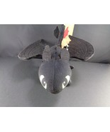"""How to Train Your Dragon 2 Night Fury 9"""" Toothless Stuffed Plush Doll Re... - $13.85"""