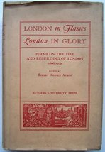 London In Flames London In Glory, Poems On The Fire And Rebuilding Of London 166