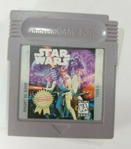 Star Wars (Nintendo Game Boy) Cartridge Only Cleaned Tested Authentic - $14.84