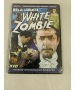 White Zombie DVD Bela Lugosi 2005 Sealed - $12.95